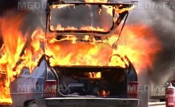 Salaj: grav accident de circulatie, soldat cu patru morti si doi raniti