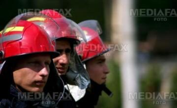 Operatiune in forta la Lugoj, pentru salvarea unui fals sinucigas