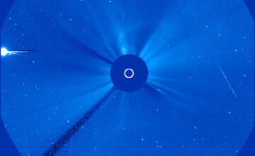 Astazi, o cometa va lovi Soarele. Cand va atinge stralucirea maxima. FOTO