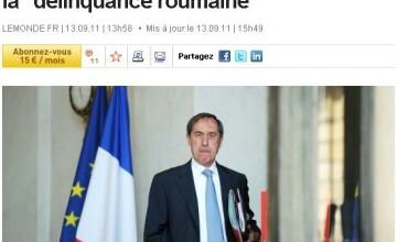 Le Monde critica masurile impotriva \