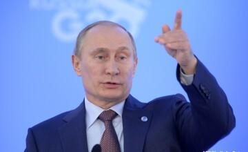 Criza in Ucraina. Vladimir Putin, dupa incheierea \