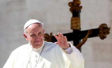 Papa Francisc, in pelerinaj de trei zile in Tara Sfanta