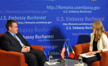 Insarcinatul cu afaceri al Ambasadei SUA, despre ordonanta traseismului: \
