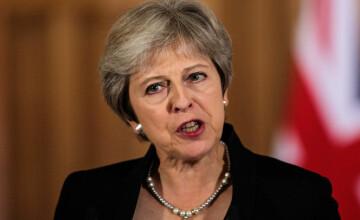 """Theresa May, către liderii UE: """"Este inacceptabilă respingere planului de Brexit fără alternative"""""""