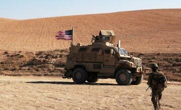 Trump a anunţat pe Twitter că a învins Statul Islamic şi retrage trupele din Siria