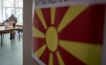 """Participare slabă la referendumul """"istoric"""" din Macedonia"""