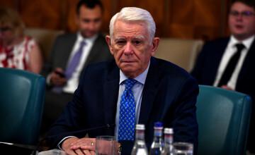 Partidul lui Meleșcanu vrea să reclame la CCR că Iohannis nu i-a invitat la consultări
