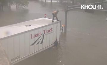 Dezastru după ce furtuna tropicală Imelda a lovit Texasul. Numărul victimelor