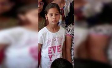 O fată e dată dispărută după ce a plecat de la școală. Familia crede că a fost răpită
