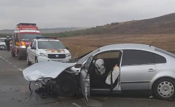 Cioban ucis într-un grav accident de circulație. Cum s-ar fi produs
