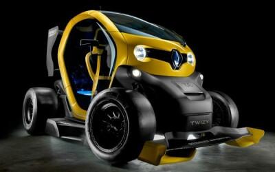 Renault a dat in mintea copiilor! Au pus tehnologia din Formula 1 pe o jucarie de concept!
