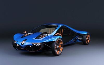 Renault Fly! Ti-ar placea sa-l vezi pe strada?