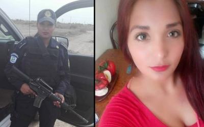 S-a pozat topless in misiune si a fost imediat data afara: patania unei politiste din Mexic