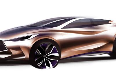 Infiniti pregateste conceptul care va ucide BMW Seria 1!