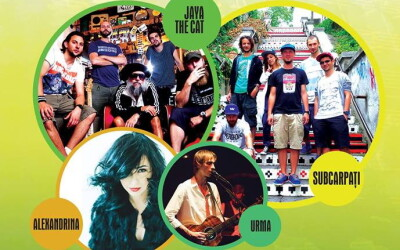 Bucharest GreenSounds Festival si Sin City 2! Unde iesim in weekend: