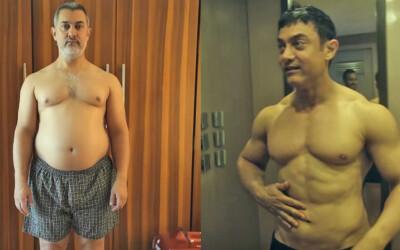 Transformare demna de film. Cum a reusit un actor de la Bollywood sa isi schimbe fizicul in doar cateva luni: arata cu 10 ani mai tanar