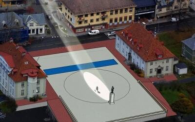 Acesta este orasul din Norvegia care va fi luminat pentru prima oara de soare in timpul iernii cu ajutorul unor oglinzi gigantice! VIDEO