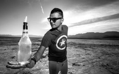 Incercati sa va feriti de cocktailurile care pe langa alcool au in componenta mult lichior, creme de whisky sau diferite siropuri! Interviu cu Valentin Luca