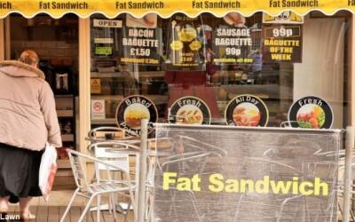 Aceasta este capitala obezitatii: Orasul in care mancarea de la McDonald`s este considerata sanatoasa