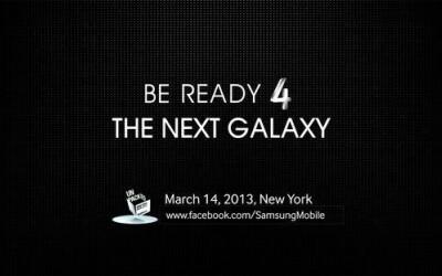 New York-ul fierbe in asteptarea noului Galaxy S4: Samsung pregateste un super eveniment: VIDEO