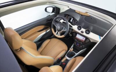 GENEVA 2013: Opel vine cu Adam, conceptul care promite sa-l faca uitat pe Fiat 500 GALERIE FOTO: