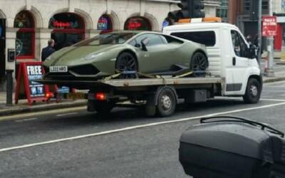 McGregor: Mi-am luat o masina unica in Irlanda . Politia: Ia sa o vedem :) Bijuteria luptatorului, ridicata de pe strada