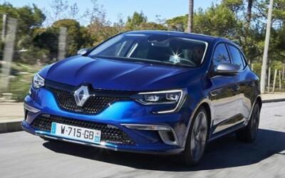 Test drive cu noul Renault Megane in Romania