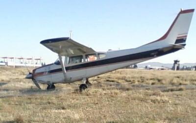 Motorul unei aeronave s-a oprit in zbor. Totul a fost filmat. Cum s-a terminat totul! VIDEO