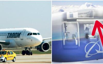 Camerele secrete ale avioanelor de pasageri. Ai vazut vreodata cum arata?