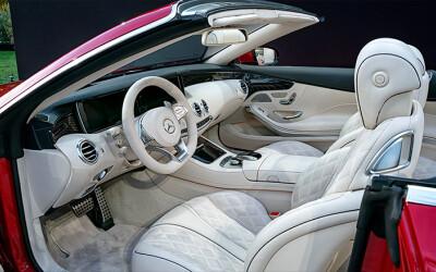 Mercedes a prezentat cea mai scumpa masina din istoria companiei! Cat costa aceasta bijuterie, S650 Cabriolet