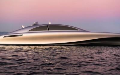 Mercedes a creat un yacht de lux pe care doar 10 oameni din lume il pot cumpara! Cat costa aceasta bijuterie