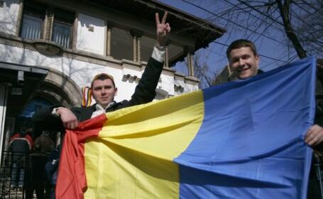 Studenti moldoveni