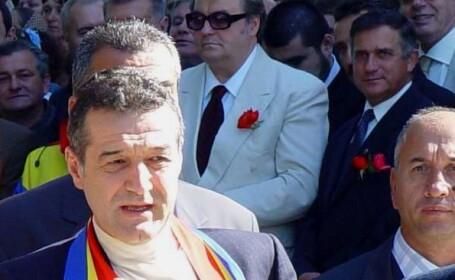 Gigi Becali si Corneliu Vadim Tudor