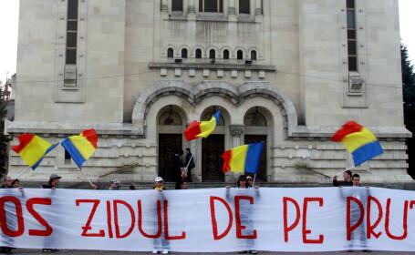 Povestea lui Valeriu Boboc, primul mort in urma protestelor din Moldova
