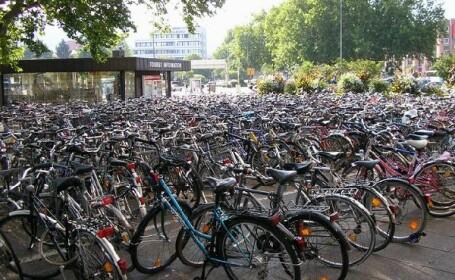 Nu doar masinile se inmatriculeaza in Ploiesti, ci si bicicletele
