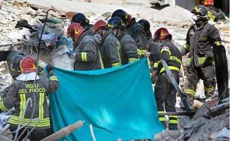 Poze cutremur Italia