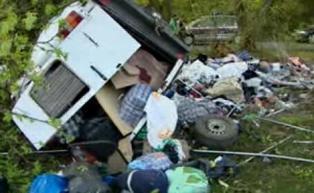 Opt romani raniti intr-un accident in Austria