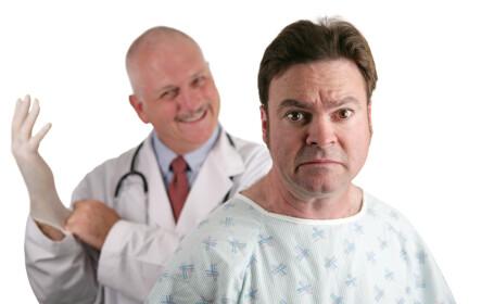 Barbatii ar trebui sa mearga anual la urolog
