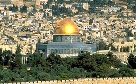 Magarii palestinienilor au fost intorsi de la intrarea in Ierusalim!