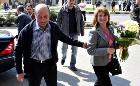 Traian si Maria Basescu