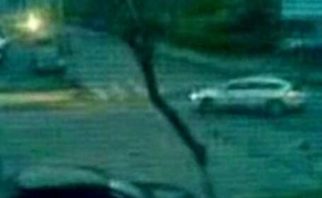A baut, a urcat la volan si s-a dat in stamba pe un bulevard din Craiova!