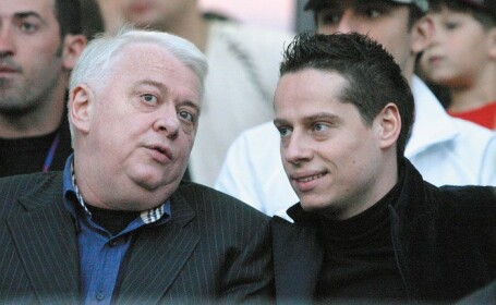 Viorel si Andrei Hrebenciuc
