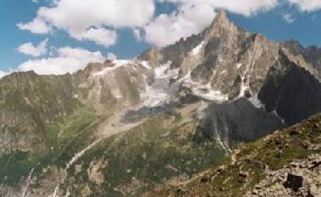 Granita dintre Italia si Elvetia, amenintata de razele soarelui