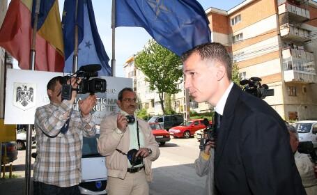 Arbitrul Bogaciu ramane in arest! Tribunalul a respins cererea de eliberare
