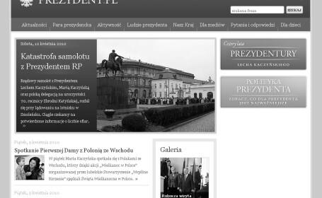 site Adminstratia Prezidentiala