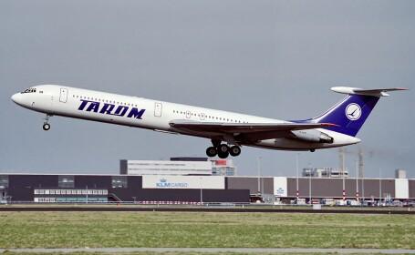 In 1980, un avion Tarom implicat intr-un accident similar cu cel din Rusia