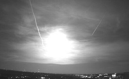 meteoriti Wisconsin