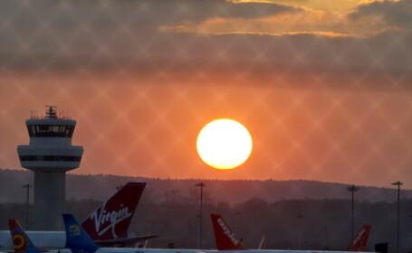 17.000 de zboruri anulate! 30 de state din Europa au aeroporturile inchise!