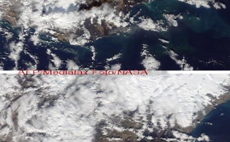 Norul de cenusa vulcanica a pus jumatate din Europa la pamant!