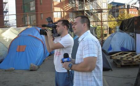 Rares Nastase si Mihai Dina in Chile